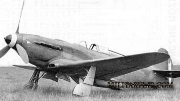 Истребитель Як–3