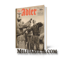 Der Adler от 7 июля 1942 года