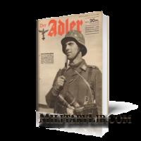 Der Adler от 21 июля 1942 года