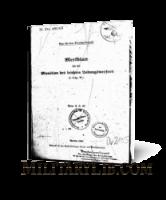 Памятка по боеприпасам для немецкого 198-мм реактивного миномета (H.Dv.481/65)