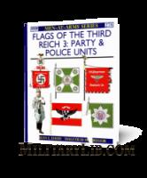 Флаги Третьего Рейха. Часть 3