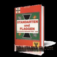 Штандарты и знамена Вермахта: Сухопутные войска, Флот, Авиация 1933-1945