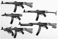 Штурмовая винтовка (автомат) MP-43 / MP-44 / Stg.44