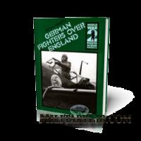World War 2 Photo Album No.10- German fighters over England
