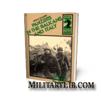 World War 2 Photo Album No.19 - Panzers in the Balkans and Italy