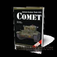 Armor PhotoGallery № 20. British Cruiser Tank A34 Comet
