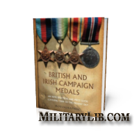 British and Irish Campaign Medals / Британские и Ирландские медали