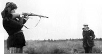Тонька-пулеметчица или Антонина Макарова