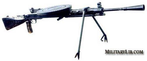 62 мм ручной пулемёт системы