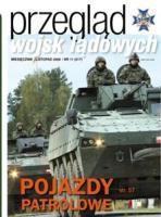 Przeglad Wojsk Ladowych №11 2008