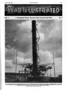 The War Illustrated Vol. 1 №7