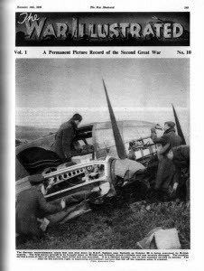 The War Illustrated Vol. 1 №10