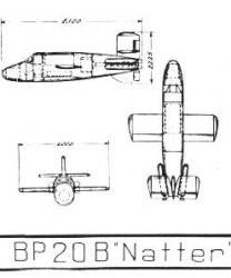 Roentgenbilder Bachem BP 20B