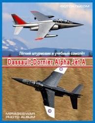 Лёгкий штурмовик и учебный самолёт - Dassault-Dornier Alpha Jet A
