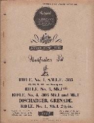 Australian Military Forces. Identification List