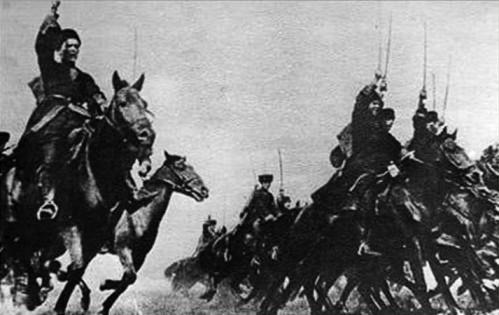 Казачьи части в Советско-Польской войне. Часть 1
