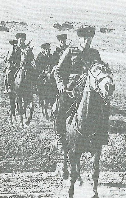 Казачьи части в Советско-Польской войне. Часть 2