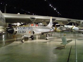 Lockheed F-94C Starfire Walk Around