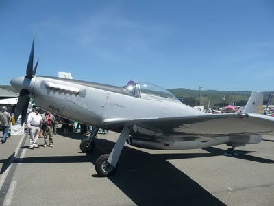North American P-51H-5-NA Mustang Walk Around