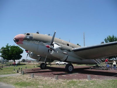 Curtiss C-46D-10-CU Commando Walk Around