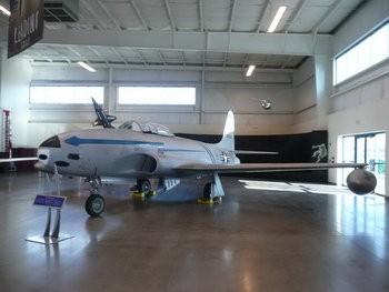 Lockheed F-80B Shooting Star Walk Around