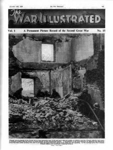 The War Illustrated Vol. 1 №15