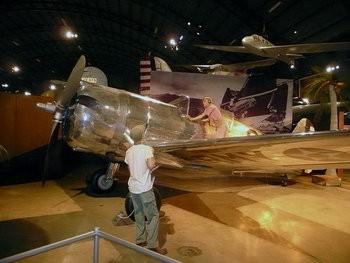 Curtiss P-36A Hawk Walk Around