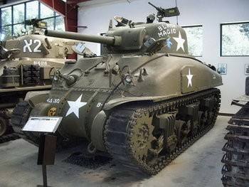 M4A1 Sherman Walk Around
