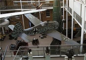 Focke-Wulf Fw 190 A-8 Walk Around