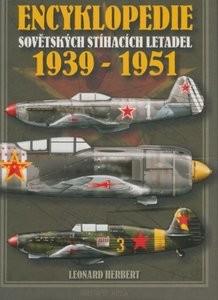 Encyklopedie sovětských stíhacích letadel 1939-1951